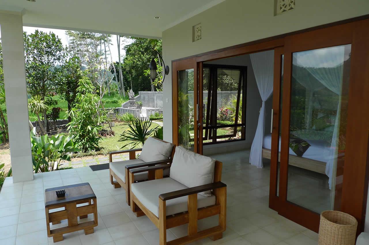 Terrace of Villa Shantiasa