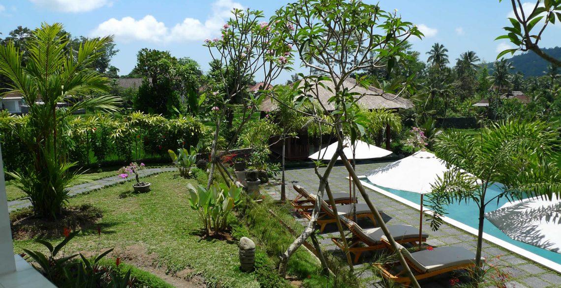 Shantiasa Bali Pool View